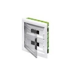 TABLOU PLASTIC INCASTRAT 12 MODULE IP40 VERDE