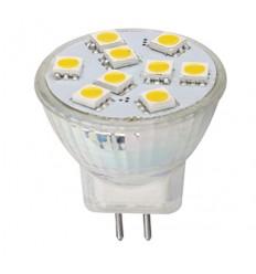 BEC LED 1.5W , 120 LM, G4 , 12V, 2700K