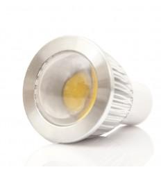 BEC LED 5W, GU10, 2700 K , 230V