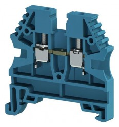 Clema racord 6mmp , albastru
