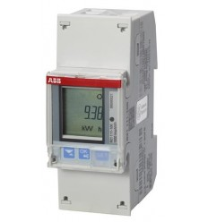 CONTOR ENERGIE ACTIVA MONOFAZAT DIRECT 65 A , ABB KWH B21 111-100