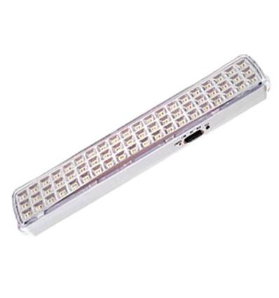 CORP ILUMINAT URGENTA 60 LED , 4W , AUTONOMIE 3/7ORE.
