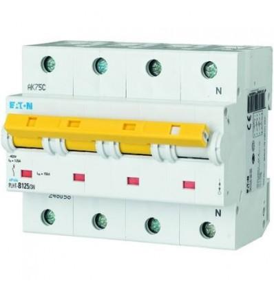 Siguranta automata EATON, 3P+N, 125A, 15KA, PLHT-C125/3N