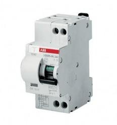 Intreruptor automat diferential combinat 10A 1P+N , C, Abb