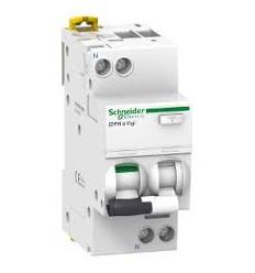 Intreruptor automat diferential combinat 25A 1P+N c 30mA AC 4,5ka