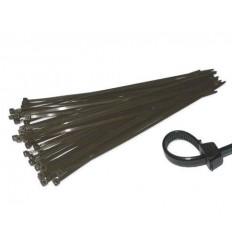 BRIDA PLASTIC 100X2,5mm NEGRU (100 buc)