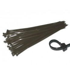 BRIDA PLASTIC 160x2.5mm NEGRU (100 buc )